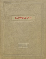 Page 1, 1935 Edition, Lowell High School - Lowellian Yearbook (Lowell, IN) online yearbook collection