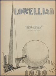 Page 7, 1939 Edition, Lowell High School - Lowellian Yearbook (Lowell, IN) online yearbook collection