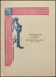 Page 7, 1941 Edition, Lowell High School - Lowellian Yearbook (Lowell, IN) online yearbook collection