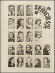 Page 15, 1946 Edition, Lowell High School - Lowellian Yearbook (Lowell, IN) online yearbook collection