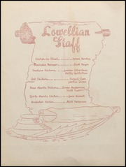 Page 6, 1946 Edition, Lowell High School - Lowellian Yearbook (Lowell, IN) online yearbook collection