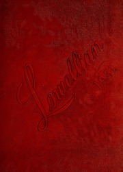 1951 Edition, Lowell High School - Lowellian Yearbook (Lowell, IN)