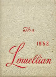 Page 1, 1952 Edition, Lowell High School - Lowellian Yearbook (Lowell, IN) online yearbook collection