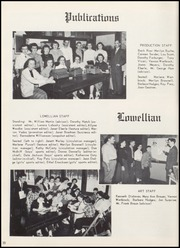 Page 14, 1952 Edition, Lowell High School - Lowellian Yearbook (Lowell, IN) online yearbook collection