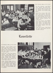 Page 15, 1952 Edition, Lowell High School - Lowellian Yearbook (Lowell, IN) online yearbook collection