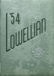 Lowell High School - Lowellian Yearbook (Lowell, IN) online yearbook collection, 1954 Edition, Page 1