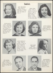 Page 11, 1954 Edition, Lowell High School - Lowellian Yearbook (Lowell, IN) online yearbook collection