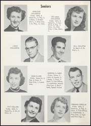 Page 12, 1954 Edition, Lowell High School - Lowellian Yearbook (Lowell, IN) online yearbook collection