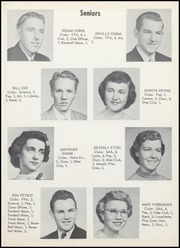 Page 13, 1954 Edition, Lowell High School - Lowellian Yearbook (Lowell, IN) online yearbook collection