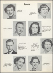 Page 14, 1954 Edition, Lowell High School - Lowellian Yearbook (Lowell, IN) online yearbook collection