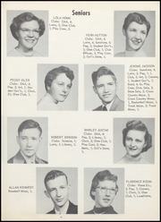 Page 15, 1954 Edition, Lowell High School - Lowellian Yearbook (Lowell, IN) online yearbook collection