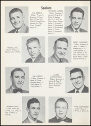 Page 16, 1954 Edition, Lowell High School - Lowellian Yearbook (Lowell, IN) online yearbook collection