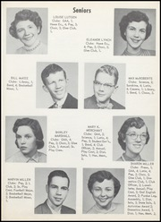 Page 17, 1954 Edition, Lowell High School - Lowellian Yearbook (Lowell, IN) online yearbook collection