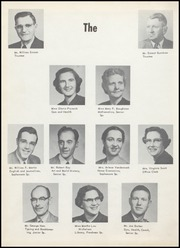 Page 8, 1954 Edition, Lowell High School - Lowellian Yearbook (Lowell, IN) online yearbook collection