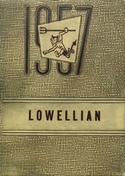 Lowell High School - Lowellian Yearbook (Lowell, IN) online yearbook collection, 1957 Edition, Page 1