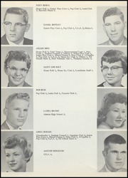 Page 14, 1958 Edition, Lowell High School - Lowellian Yearbook (Lowell, IN) online yearbook collection