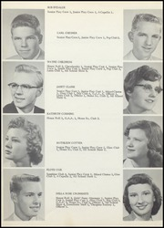 Page 15, 1958 Edition, Lowell High School - Lowellian Yearbook (Lowell, IN) online yearbook collection
