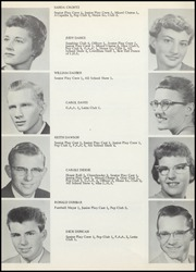 Page 16, 1958 Edition, Lowell High School - Lowellian Yearbook (Lowell, IN) online yearbook collection
