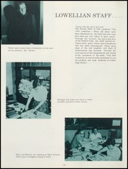 Page 14, 1959 Edition, Lowell High School - Lowellian Yearbook (Lowell, IN) online yearbook collection
