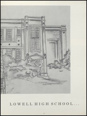 Page 9, 1959 Edition, Lowell High School - Lowellian Yearbook (Lowell, IN) online yearbook collection