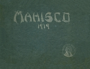 1919 Edition, Madison High School - Mahisco Yearbook (Madison, IN)