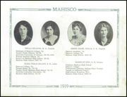 Page 11, 1919 Edition, Madison High School - Mahisco Yearbook (Madison, IN) online yearbook collection