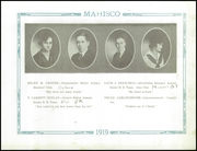 Page 17, 1919 Edition, Madison High School - Mahisco Yearbook (Madison, IN) online yearbook collection