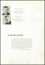 Page 9, 1942 Edition, Madison High School - Mahisco Yearbook (Madison, IN) online yearbook collection