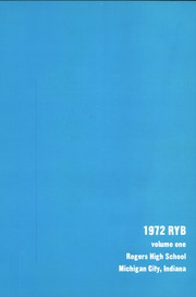 Page 7, 1972 Edition, Rogers High School - RYB Yearbook (Michigan City, IN) online yearbook collection