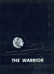 1959 Edition, Whiteland High School - Warrior Yearbook (Whiteland, IN)