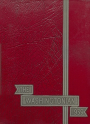 Page 1, 1939 Edition, Washington High School - Washingtonian Yearbook (Washington, IN) online yearbook collection