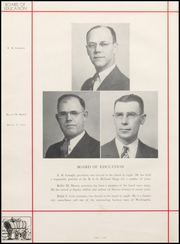 Page 12, 1939 Edition, Washington High School - Washingtonian Yearbook (Washington, IN) online yearbook collection