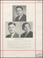 Page 13, 1939 Edition, Washington High School - Washingtonian Yearbook (Washington, IN) online yearbook collection