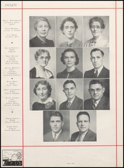 Page 14, 1939 Edition, Washington High School - Washingtonian Yearbook (Washington, IN) online yearbook collection