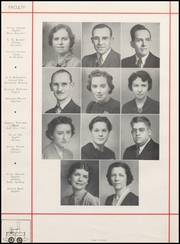 Page 16, 1939 Edition, Washington High School - Washingtonian Yearbook (Washington, IN) online yearbook collection