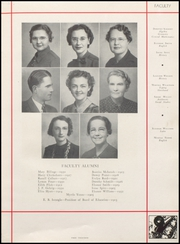 Page 17, 1939 Edition, Washington High School - Washingtonian Yearbook (Washington, IN) online yearbook collection