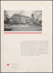 Page 6, 1939 Edition, Washington High School - Washingtonian Yearbook (Washington, IN) online yearbook collection