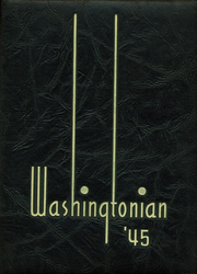 Page 1, 1945 Edition, Washington High School - Washingtonian Yearbook (Washington, IN) online yearbook collection