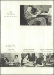 Page 15, 1948 Edition, Washington High School - Washingtonian Yearbook (Washington, IN) online yearbook collection