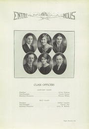 Boonville High School - Entre Nous Yearbook (Boonville, IN) online yearbook collection, 1924 Edition, Page 25