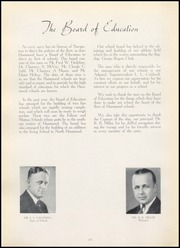 Page 12, 1937 Edition, George Rogers Clark High School - Powder Horn Yearbook (Whiting, IN) online yearbook collection