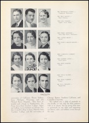 Page 17, 1937 Edition, George Rogers Clark High School - Powder Horn Yearbook (Whiting, IN) online yearbook collection
