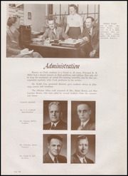 Page 10, 1944 Edition, George Rogers Clark High School - Powder Horn Yearbook (Whiting, IN) online yearbook collection