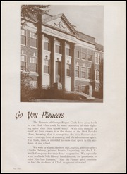 Page 6, 1944 Edition, George Rogers Clark High School - Powder Horn Yearbook (Whiting, IN) online yearbook collection