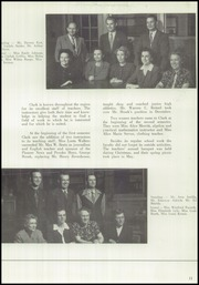 Page 15, 1948 Edition, George Rogers Clark High School - Powder Horn Yearbook (Whiting, IN) online yearbook collection