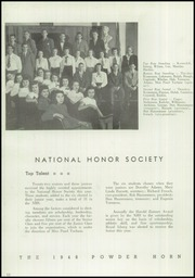 Page 16, 1948 Edition, George Rogers Clark High School - Powder Horn Yearbook (Whiting, IN) online yearbook collection