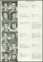 Page 20, 1948 Edition, George Rogers Clark High School - Powder Horn Yearbook (Whiting, IN) online yearbook collection