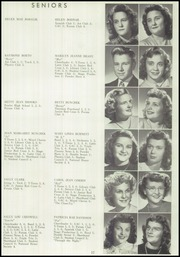 Page 21, 1948 Edition, George Rogers Clark High School - Powder Horn Yearbook (Whiting, IN) online yearbook collection