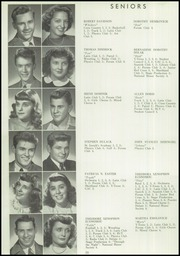 Page 22, 1948 Edition, George Rogers Clark High School - Powder Horn Yearbook (Whiting, IN) online yearbook collection