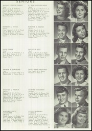 Page 23, 1948 Edition, George Rogers Clark High School - Powder Horn Yearbook (Whiting, IN) online yearbook collection